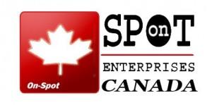 LOGO ON SPOT CANADA